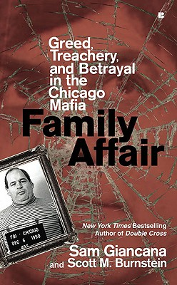 Family Affair By Giancana, Sam/ Burnstein, Scott M.